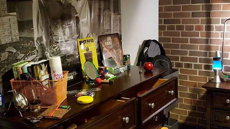Teen's Bedroom Teaches Parents How to Spot Signs of Trouble and Substance Abuse